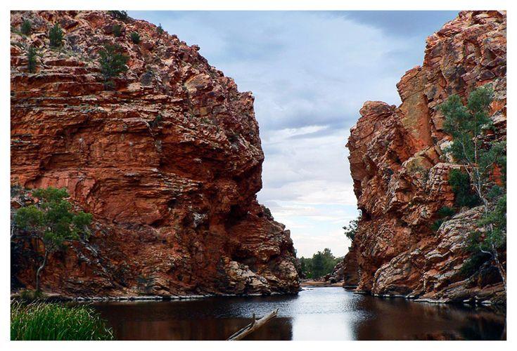 Ellery Creek - Alice Springs, Northern Territory