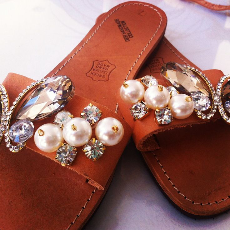 I love this sandals
