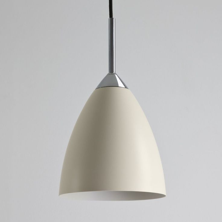 Kitchen Pendants - The Astro Joel 170 Pendant Light is finished in a traditional Cream colour. A Modern looking light suitable for Hanging above a Breakfast Bar or over a Dining