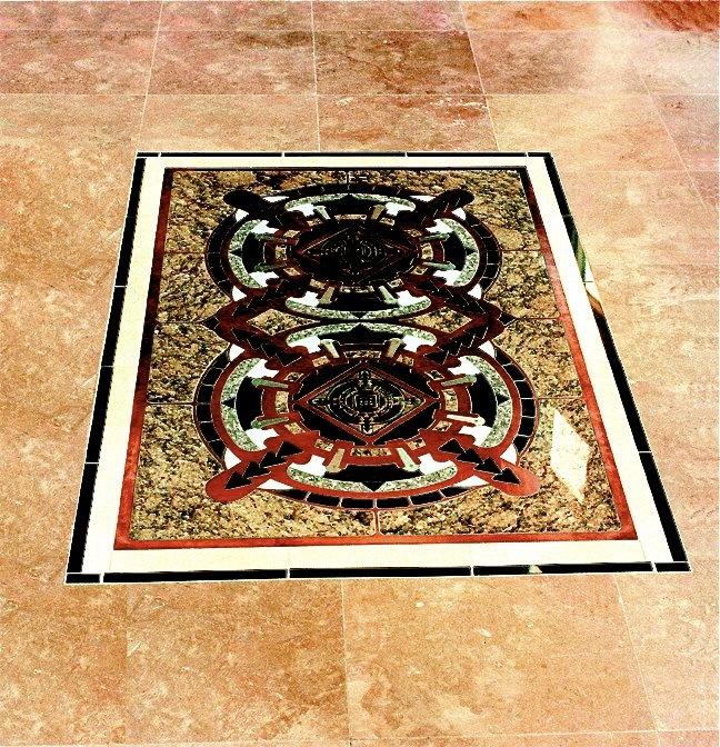 Granite Floor Inlays : Best floor inlays images on pinterest flooring