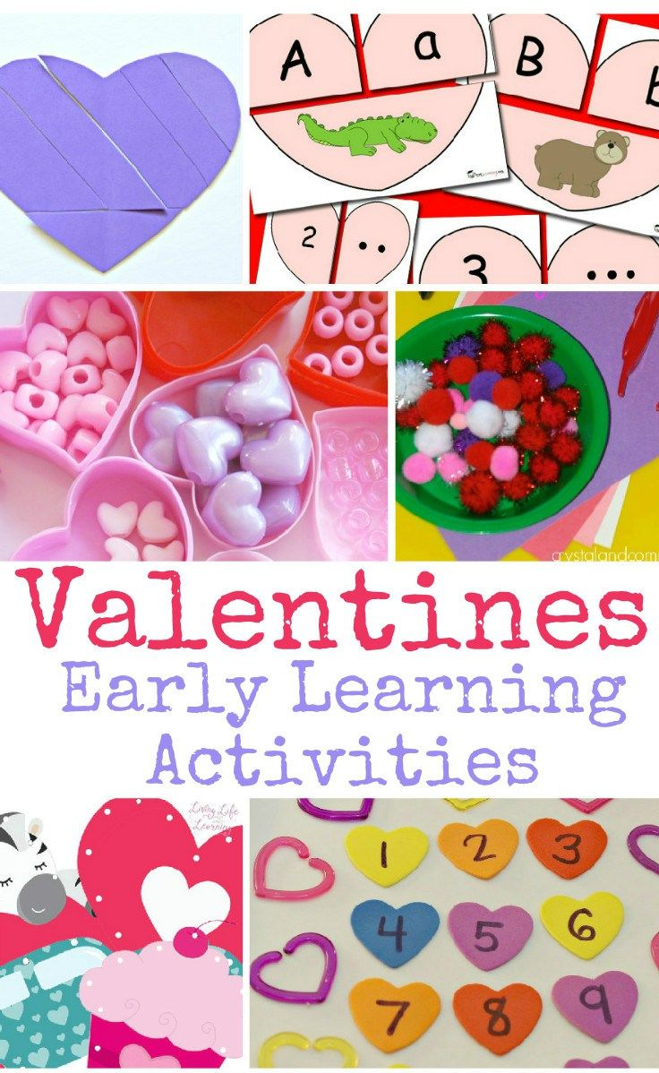 Early Learning Coalition Of Polk County: Valentines Early Learning Activitiesand Tuesday Tutorials