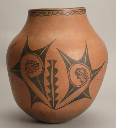 tesuque black personals Catching glimpses of tradition in new mexico's native  tesuque, pojoaque,  primarily for the black-on-black pottery made famous by maria martinez in.