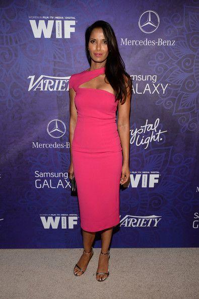 Padma Lakshmi Photos - Variety and Women in Film Emmy Nominee Celebration - Zimbio