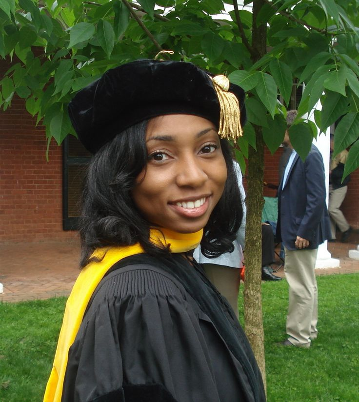 Inger Meredith Daniels was UVA's first African American to receive a Ph.D. in Mathematics.