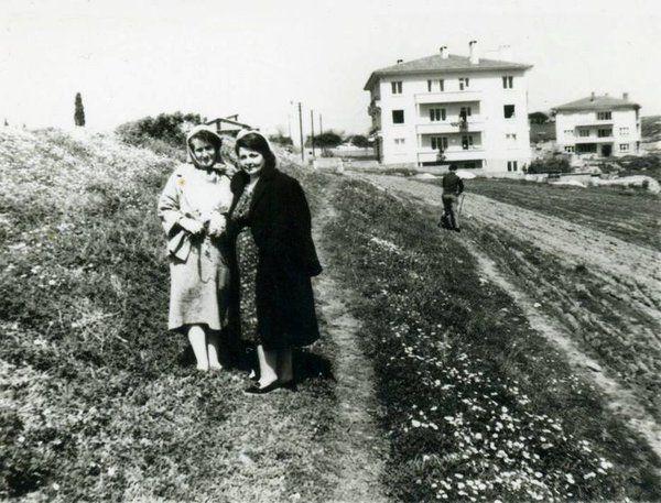 Acıbadem Caddesi, 1960