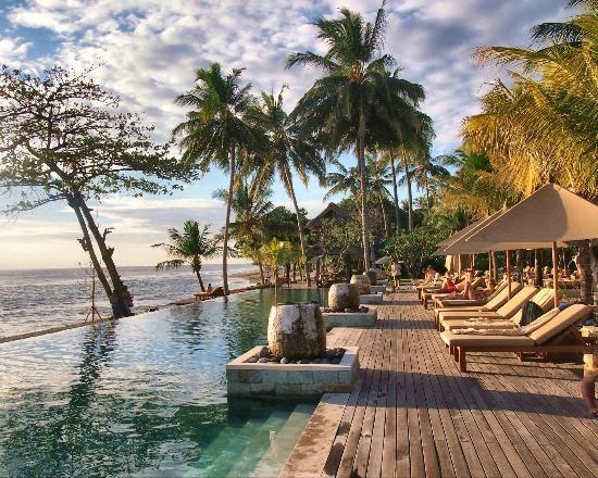 Qunci Villas Hotel: Pool