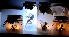 DIY Fairy Lanterns learn how to make your own