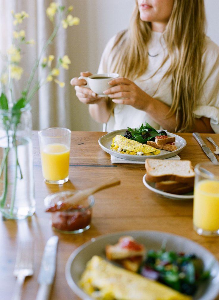 Recipe: Dandelion Greens and Pepper Omelet