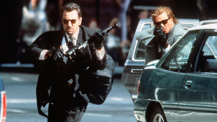 From the film's real-life inspiration to that famous De Niro-Pacino scene, Michael Mann reveals the story behind 'Heat,' one of the greatest cop-vs-crook movies ever.