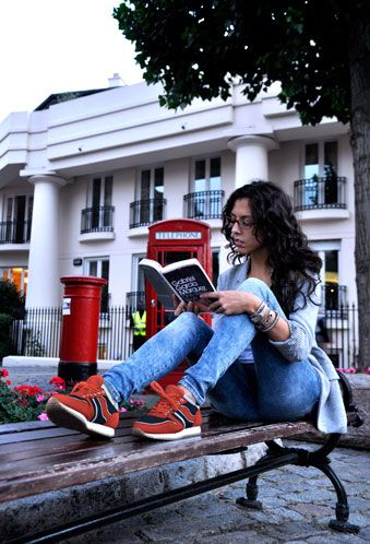 Siempre hay un momento perfecto para una buena lectura.