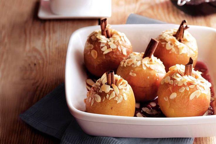 Gevulde appeltjes uit de oven - Recept - Allerhande
