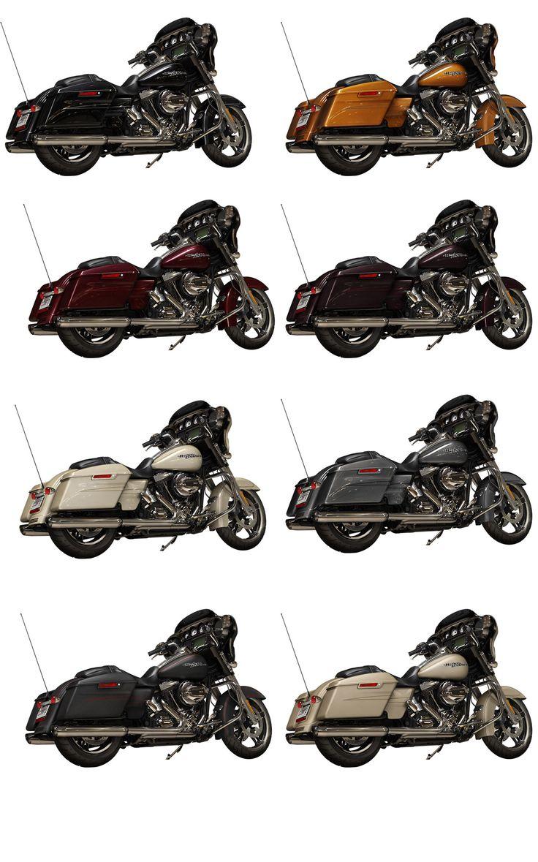 2014 Harley Davidson FLHXS Street Glide Special Color 2014 Harley Davidson FLHXS Street Glide Special ABS