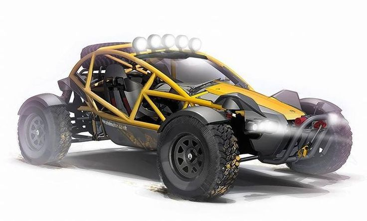 Ariel Nomad hell yes I want one