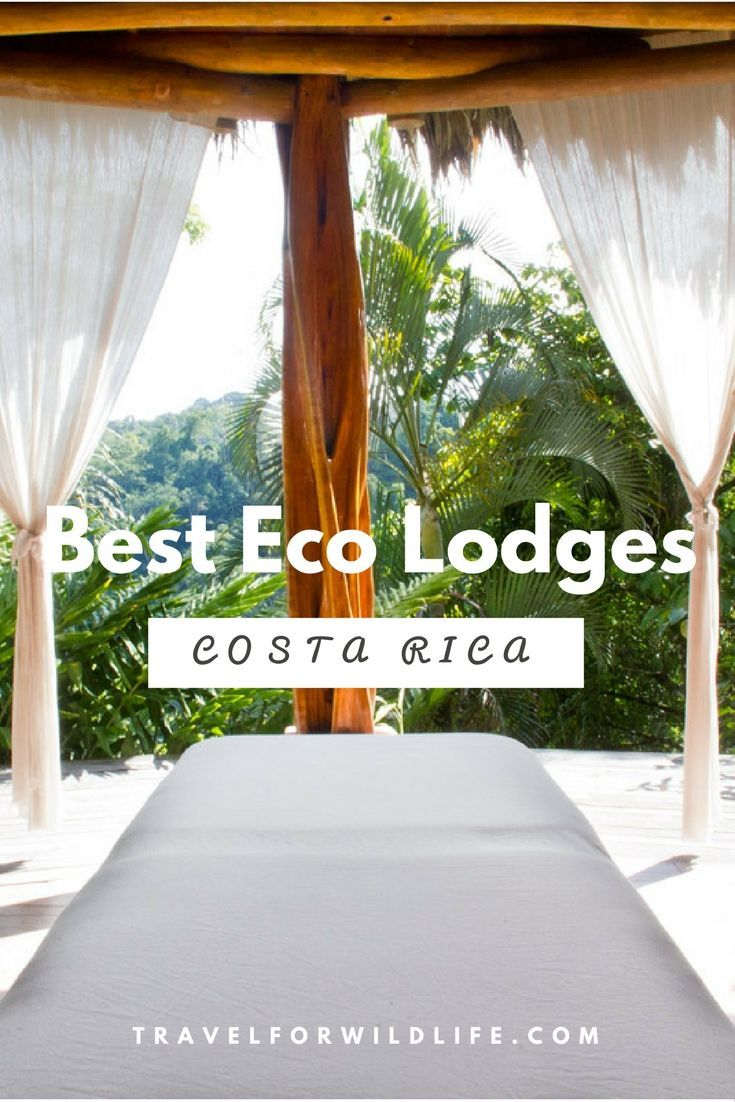 A selection of our favorite Costa Rica eco lodges which are located in the Osa Peninsula. Their proximity to the wildlife rich Corcovado National Park and the beach makes them the perfect location for your Costa Rica vacation. Travel in the Caribbean and North America.