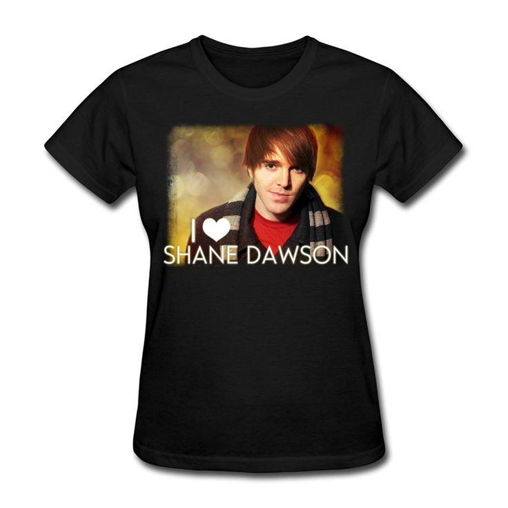>> Click to Buy << I Heart Shane Dawson Women's T-Shirt Cotton Tops Female Hot  Brand Clothing Womens T Shirt Harajuku Fall Middle Aged #Affiliate