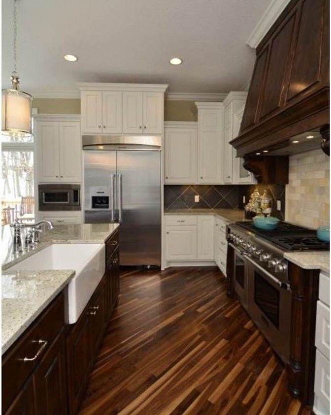 25+ best dark cabinets w/light or dark floor? images by ...