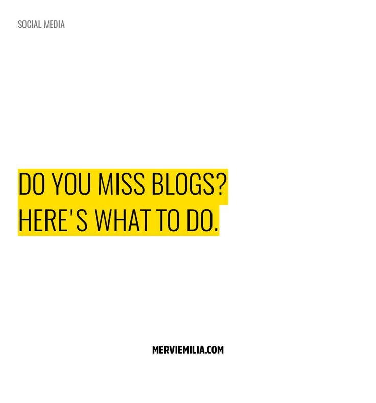 Do you miss blogs and hate Twitter threads? Bloggers all over the web are seeing decline in readership, so here are some tips how you can encourage them/us to blog more! #blogging, #socialmedia, #twitter, #writing, #content, #blogs