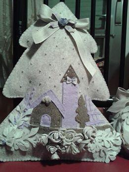Albero di Natale - by Luisa Valent