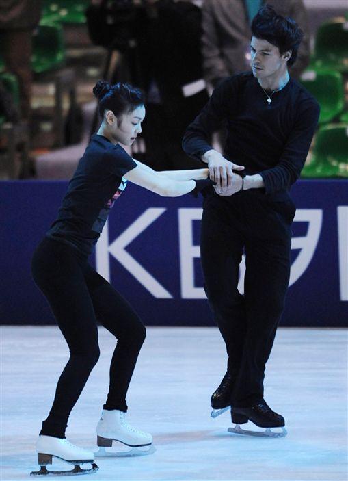 Practice, Festa On Ice 2009