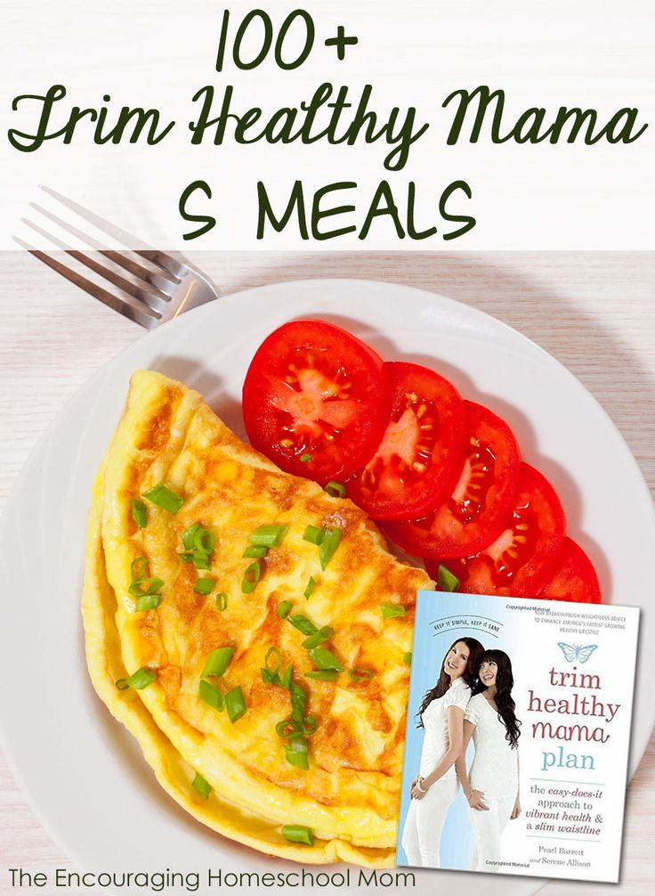 100+ Trim Healthy Mama S Meals to add to your menu plan!