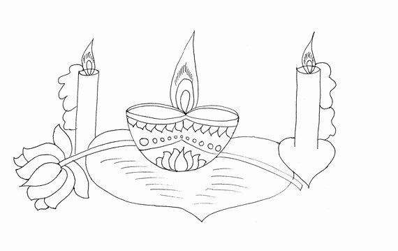 Diwali Printable Coloring Pages Beautiful Diwali Colouring Pages Family Holiday Guide To Coloring Pages Diwali Pictures Printable Coloring Pages