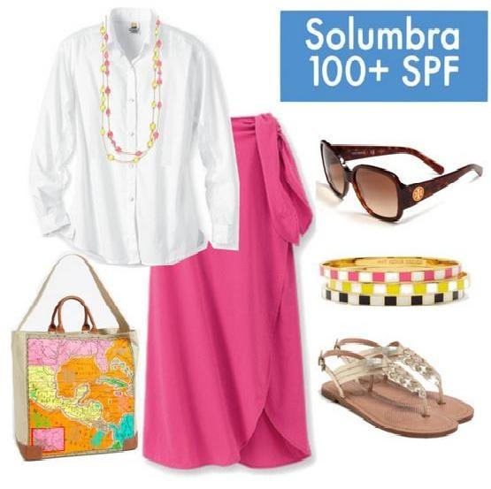 Sun Precautions: All Day 100+ SPF Sun Protective Clothing - Women's