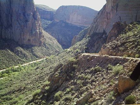Crown King AZ Apache trail off roading at its best  Places