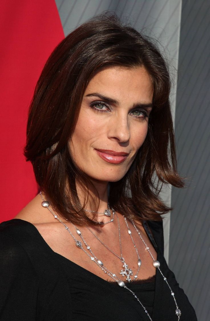 Kristian Alfonso -  American dramatic actress, former figure skater and fashion model