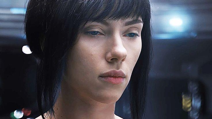 GHOST IN THE SHELL Trailer - Mamoru Oshii & Scarlett Johansson (2017)