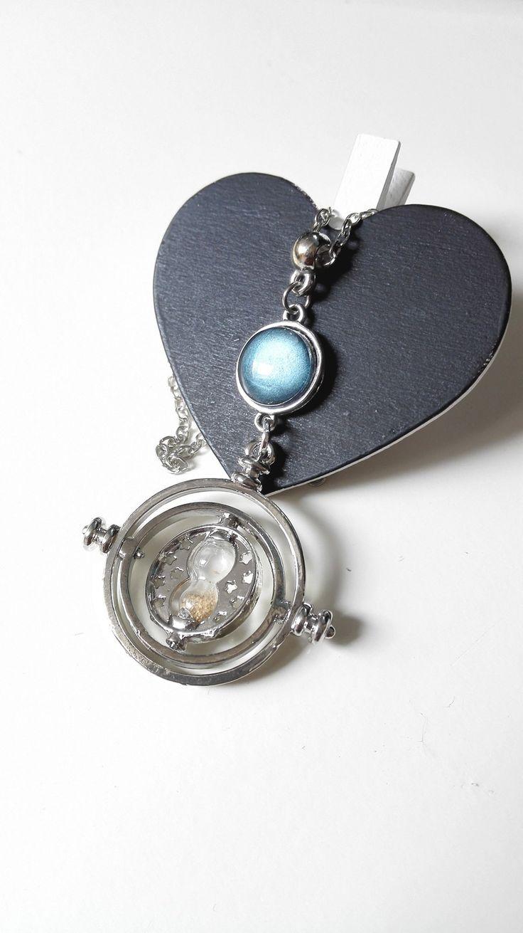 17 meilleures id es propos de retourneur de temps sur pinterest collier d - Idee cadeau harry potter ...