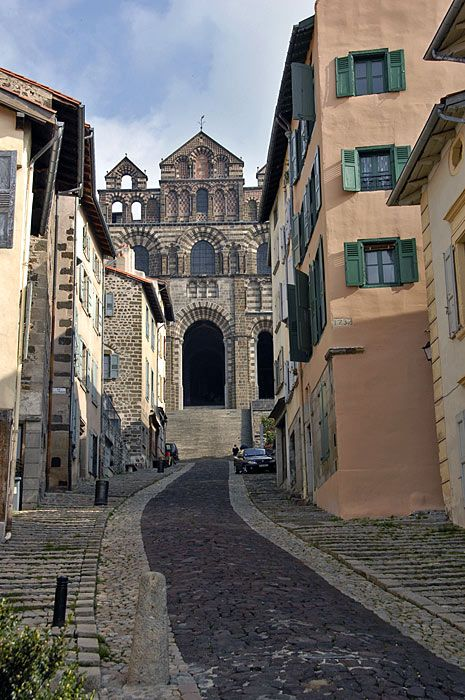 Cathedral of Notre Dame, Le-Puy-en-Velay
