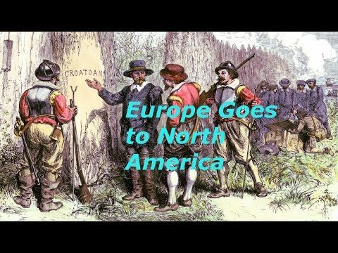 Story Time with Mr. Beat - Early European Settlement of North America - YouTube