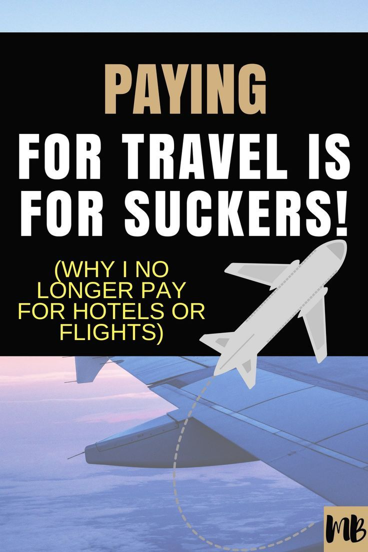 How To Travel The World For Free Travel The World For Free
