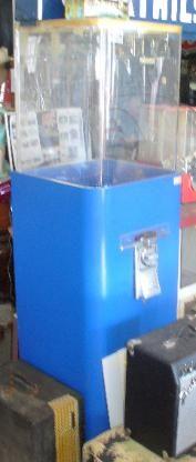 oversized gumball machine