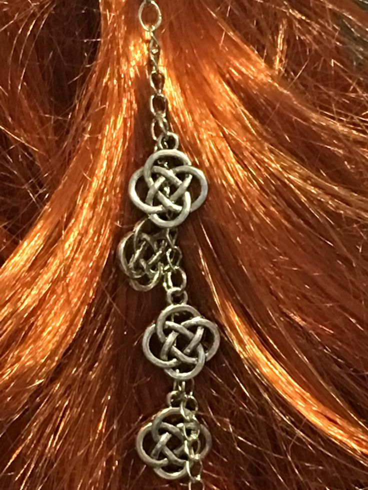 Excited to share the latest addition to my #etsy shop: Celtic Knot Hair Jewelry / Celtic Knot Hair Accessory / Celtic Knot Bracelet http://etsy.me/2Fbucpj #accessories #hair #silver #stpatricksday #celticknotjewelry #celticknotcharm #celticknot #silvercelticknot #celti