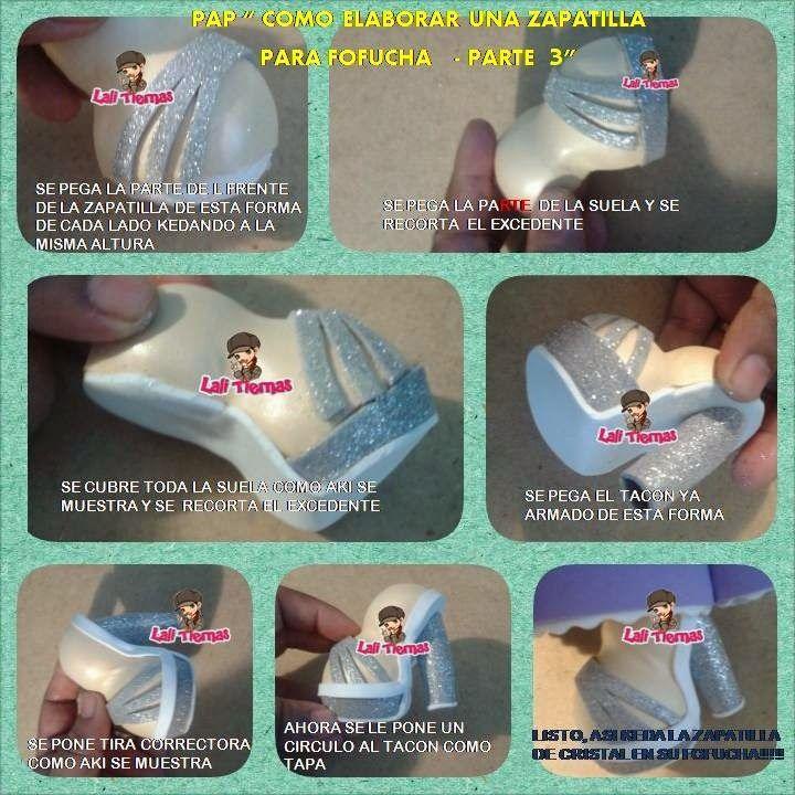 Zapato sandalia plateada con tacón en Goma EVA.