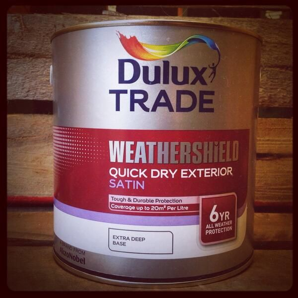 Relics of Witney, stockists of Dulux Trade paint.