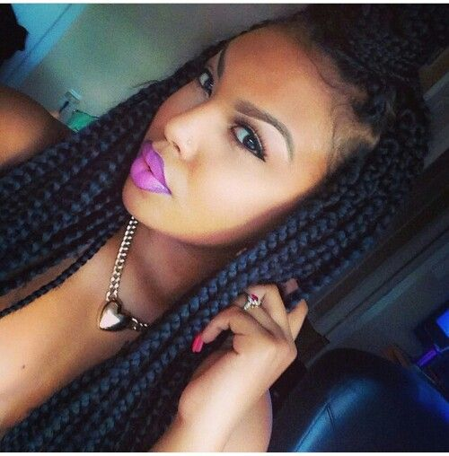 84 best box braids images on pinterest hairstyles braided the debate over the best weave for natural hair box braids pmusecretfo Image collections