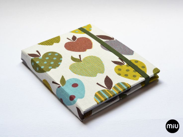 MIU | encadernação artesanal: bloco lembretes | Post-it book