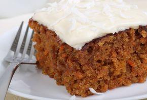 Hmm.. Dieser Karottenkuchen ist super einfach und fluffig! Süßes, wir lieben Süßes! Kekse, Torte, Pralinen, Schokolade... aber nicht zu vergessen...