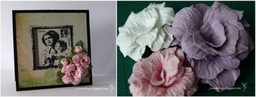 как сделать красивые реалистичные цветы из плотной руками своими руками, простой и подробный мастер-класс, мк, МК