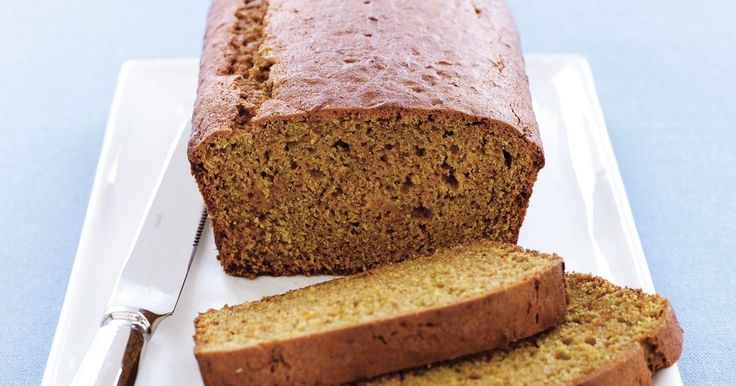 Sick of banana and carrot cakes? Why not try this delicious pumpkin loaf for something different.