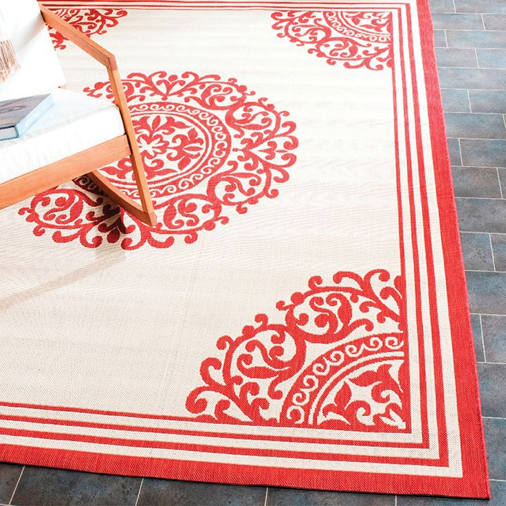Available In A Wide Variety Of Styles And Colors, This Large, Easy To Clean  Rug Is Sure To Liven Up Any Home Or Patio.