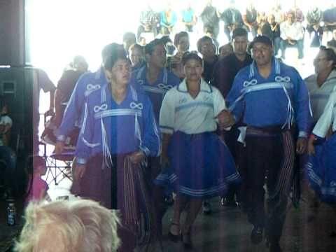 Back to Batoche 2010 - square dance grand entry