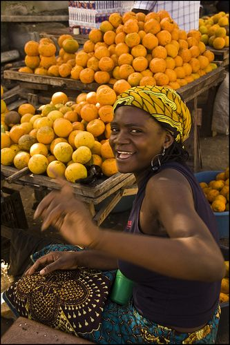 Farmers market in Mozambique. Travel to this beautiful destination with Shongololo Express www.shongololo.com