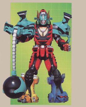 Jungle Pride Mega - Power Rangers Jungle Fury | Power Rangers Central