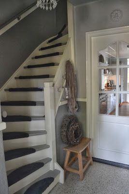 76 best images about bb landelijke decoratie on pinterest - Decoratie corridor ...