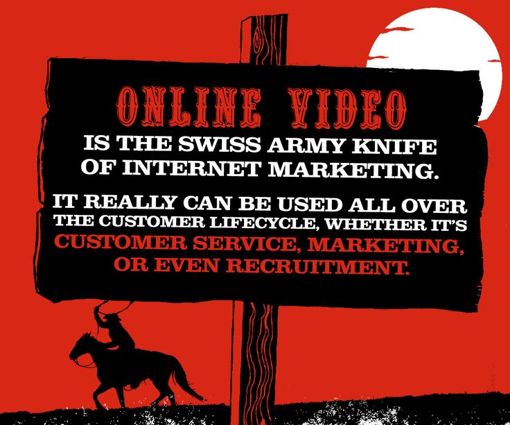 Online video is the Swiss army knife of internet marketing. It really can be used all over the customer lifecycle, whether it's customer service, marketing, or even recruitment. #Crowdfunding#Startup #Video#Fundraising#Pitch_Video #startup_videos #explainervideo #appvideo #application #Videos #best_Video_Production #animation_Video #Animation