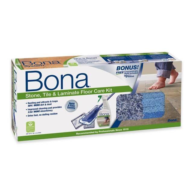 product image for Bona® Stone, Tile & Laminate Floor Care System