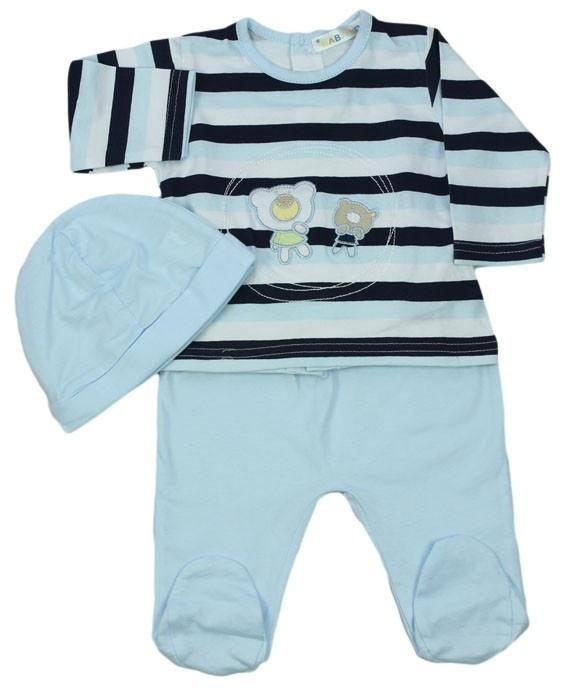 Conjunto bebé 3 piezas | 3 piece baby set